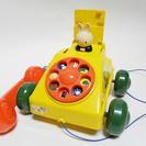 ミッフィー 電話機おもちゃ