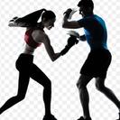 キックボクシング  _ ミット  ダイエット 健康  横浜