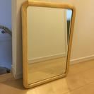 カリモク✨鏡✨ミラー✨