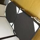 ⭐️⭐️折り畳みベッド、コンパクトにたためます。⭐️⭐️