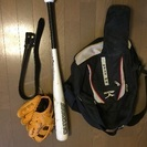 少年野球道具一式