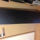 IKEAのウォールシェルフ「LACK」ブラックブラウン 未使用