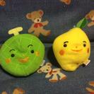 美品 おてだま メロンとレモン