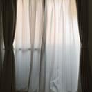 【完売御礼】【美品】ニトリ遮光カーテン(掃き出し窓用)
