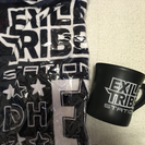 EXILE TRIBEグッズ