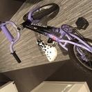 お取り引き中です○子供自転車16インチ ペダルブレーキMTB