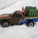 MATCH BOX RUFF TREK ミニカーです。