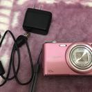 値下げ⤵︎Panasonic♡デジカメ♡LUMIX ピンク