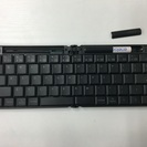 【ELECOM】 折りたたみ式Bluetoothキーボード 【ip...