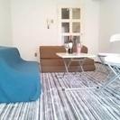 【取引完了】民泊や独り暮らしを始めたい方、家具、寝具、家電(レンジ...