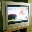 サンヨー ブラウン管テレビ【取扱説明書・リモコン有】