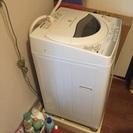 TOSHIBA 5kg 洗濯機