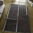 【IKEA】壁面収納システム(2)アルゴート クローゼット