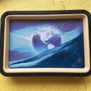値下げ❗️新品⭐︎アート⭐︎置物⭐︎砂の絵⭐︎地球⭐︎サンドピクチャー
