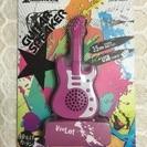 新品 未使用 ギター型ポータブルスピーカー