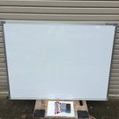ホワイトボード 吊下可能 1200×900×15