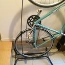 自転車のスタンドです