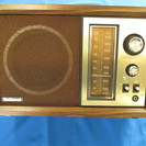 (D-31) National FM-AM(RE-796) 中古品