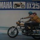 1/カタログ YAMAHA DX250