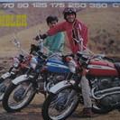 15/カタログ HONDA スクランブラーシリーズ