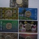 7枚で!地方自治法施行60周年記念500円バイカラー・クラッド貨幣...