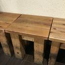 木製椅子(大)
