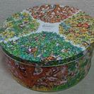 ◎お菓子の空き缶