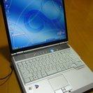 FujitsuノートPC FMV-BIBLO NB75L