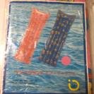 未使用!エアーマットレス ピンク 浮き輪