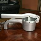 果汁絞り器