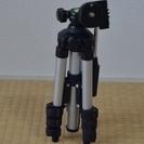 TS.IXSA 三脚 コンパクト収納 アルミ製 軽量  収納袋付