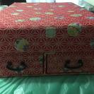 【値下げ】和柄 小物ボックス