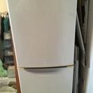 中古の冷蔵庫あげます。
