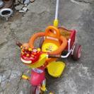 アンパンマンの三輪車(#^.^#)