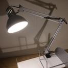 IKEA デスクスタンド LED電球付