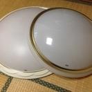 【終了】古いKOIZUMI製シーリングライト2組