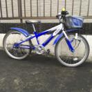 子供用の18インチ自転車
