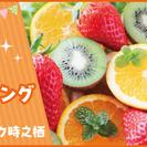 10/1(土)【フルーツづくしの1日!】収穫体験×デザートバイキン...