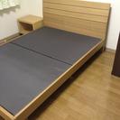 ベッド(マットレスなし)