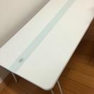 ホワイトカラー ローテーブル