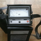ナショナルの自動絶縁抵抗計 BN-500TBの中古品です