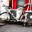 【中古、激安】GIOS ロードバイク