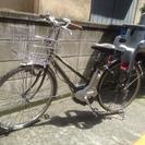 ヤマハ newPAS 電動自転車
