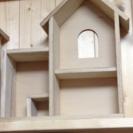 🌟お家の形の飾り棚🌟木製