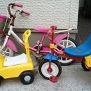 2歳から6歳まで乗れます