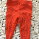 [NEW 新品] Carter's カーターズ パンツ 新生児用