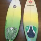 サーフボード二本 ウェット三組 フィン二組 ボードケース