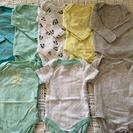 [NEW 新品] Circo ボディスーツ 長袖5枚&半袖3枚セット