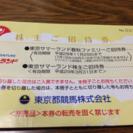 サマーランド 株主優待券 6名分