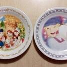 【未使用】 世界名作劇場 フランダースの犬 皿4枚 (非売品)